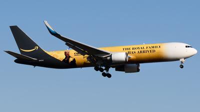 N491AZ - Boeing 767-323(ER)(BDSF) - Amazon Prime Air (Air Transport International)