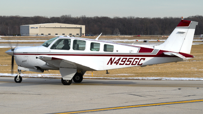 N495GC - Beechcraft A36 Bonanza - Private