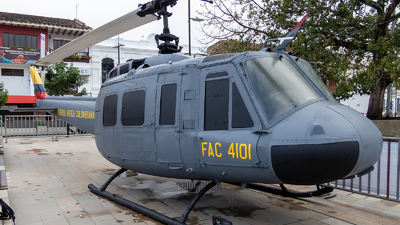FAC4101 - Bell UH-1 Iroquois - Colombia - Air Force