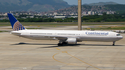 N76062 - Boeing 767-424(ER) - Continental Airlines