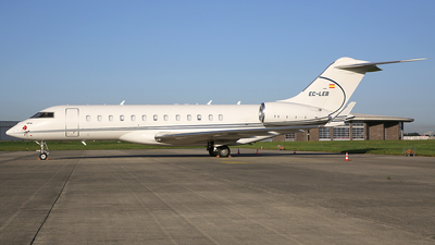 EC-LEB - Bombardier BD-700-1A10 Global Express - Gestair Private Jets