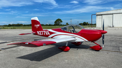 N277VA - Vans RV-12 - Private