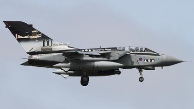 ZA398 - Panavia Tornado GR.4A - United Kingdom - Royal Air Force (RAF)
