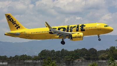 N904NK - Airbus A320-271N - Spirit Airlines