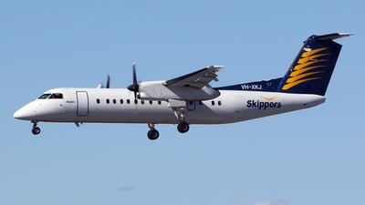 VH-XKJ - Bombardier Dash 8-315 - Skippers Aviation