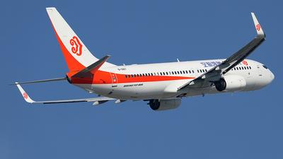 B-1267 - Boeing 737-8KF - OK Air