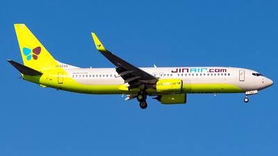 HL8243 - Boeing 737-8Q8 - Jin Air