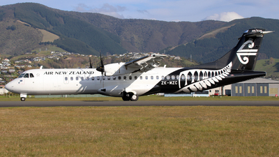 A picture of ZKMZC - ATR 72600 - Air New Zealand - © TNH_Aviation