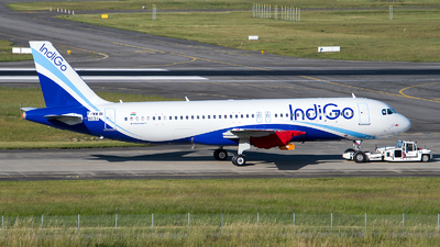 F-WWIN - Airbus A320-271N - IndiGo Airlines