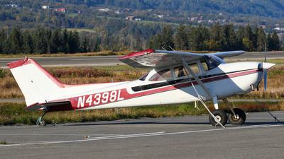A picture of N4398L - Cessna 172G Skyhawk - [17254481] - © C. v. Grinsven