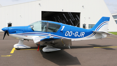 OO-GJR - Robin DR401/155CDI - Private