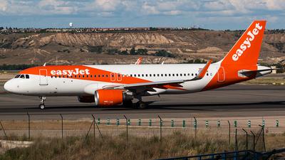 OE-ICR - Airbus A320-214 - easyJet Europe