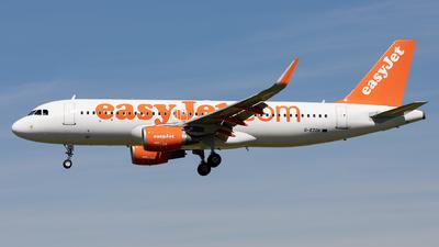 G-EZOK - Airbus A320-214 - easyJet