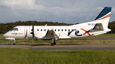 A picture of VHZLS - Saab 340B - Regional Express - © Daniel Benefield