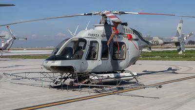 1310 - Bell 407GX - Mexico - Air Force