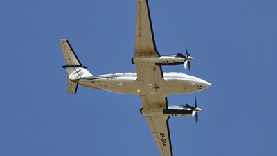 EP-BAA - Beechcraft B300 King Air 350i - Iran Civil Aviation Training & Service Center (CATSC)