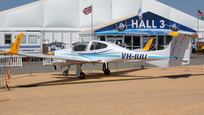 VH-IUU - Diamond DA-42 Twin Star - Learn To Fly Australia