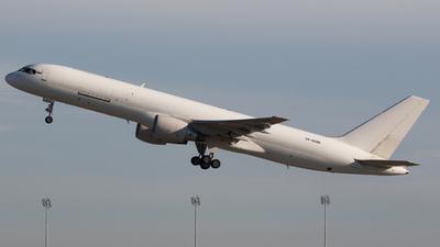 VP-BHM - Boeing 757-222(PCF) - E-Cargo