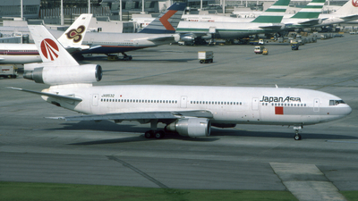 JA8532 - McDonnell Douglas DC-10-40 - Japan Asia Airways (JAA)