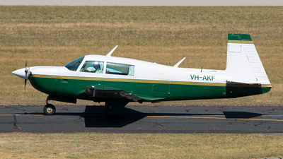 VH-AKF - Mooney M20J - Aero Club - Western Australia