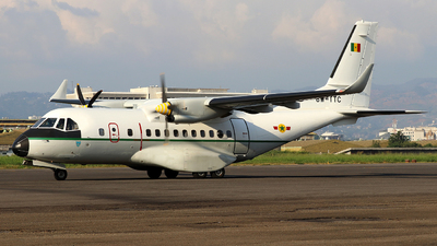 6W-TTC - IPTN CN-235-220 - Senegal - Air Force