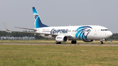 SU-GEL - Boeing 737-866 - EgyptAir