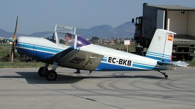 EC-BKB - AISA I-11B Peque - Real Aero Club de Mahón