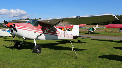 N2773X - Cessna 180H Skywagon - Private
