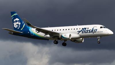 N641QX - Embraer 170-200LR - Alaska Airlines (Horizon Air)