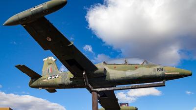 NZ6468 - Aermacchi MB-339CB - New Zealand - Royal New Zealand Air Force (RNZAF)