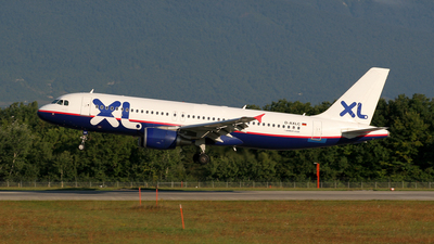 D-AXLC - Airbus A320-214 - XL Airways Germany