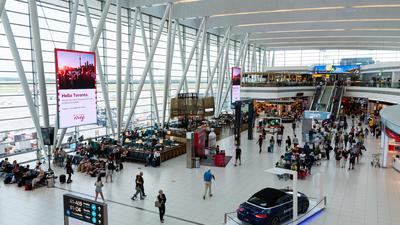 LHBP - Airport - Terminal