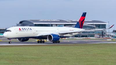 N509DN - Airbus A350-941 - Delta Air Lines