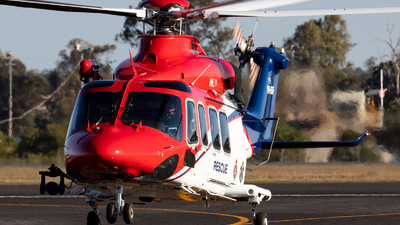 VH-EGF - Agusta-Westland AW-139 - Australia - Queensland Government