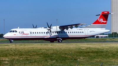 G-BWDB - ATR 72-202 - Gill Air