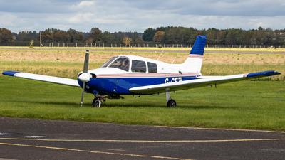 G-CEZL - Piper PA-28-161 Cadet - Private