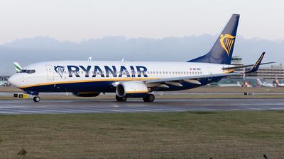 9H-QDT - Boeing 737-8AS - Malta Air (Ryanair)