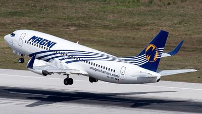 XA-VCI - Boeing 737-3H4 - Magnicharters