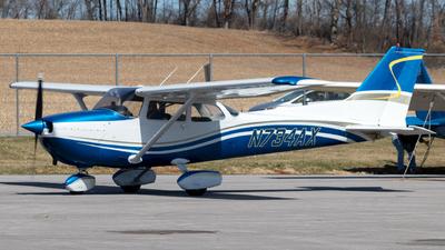 N734AX - Cessna 172N Skyhawk - Private