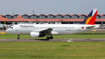 RP-C8616 - Airbus A320-214 - Philippine Airlines