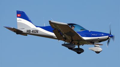 HB-KGN - BRM Aero Bristell B23 - AlpAviation