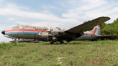 HI-292CT - Douglas DC-6 - Dominicana