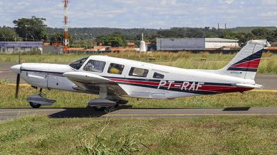 PT-RAF - Embraer EMB-720C Minuano - Private