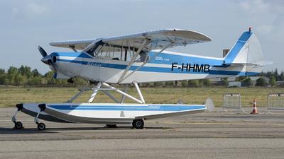 F-HHMB - Piper PA-18-180M Super Cub - Private