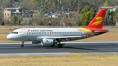 B-6199 - Airbus A319-115(LR) - Capital Airlines