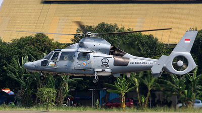 HS-4201 - Eurocopter AS-565MBe Panther  - Indonesia - Navy