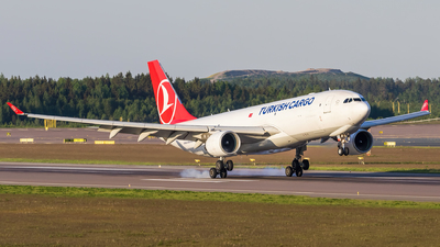 A picture of TCJOO - Airbus A330223F - Turkish Airlines - © Mikko Heiskanen