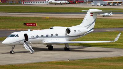 OE-ILE - Gulfstream G450 - Global Jet Austria