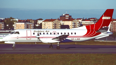 SE-LMR - Saab 340A - Golden Air