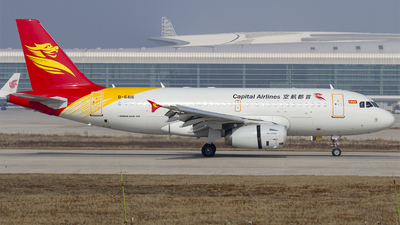 B-6416 - Airbus A319-133 - Capital Airlines